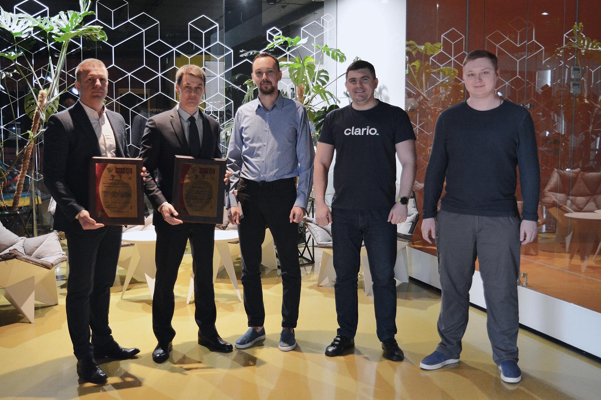 clario gets iso 27001 certification