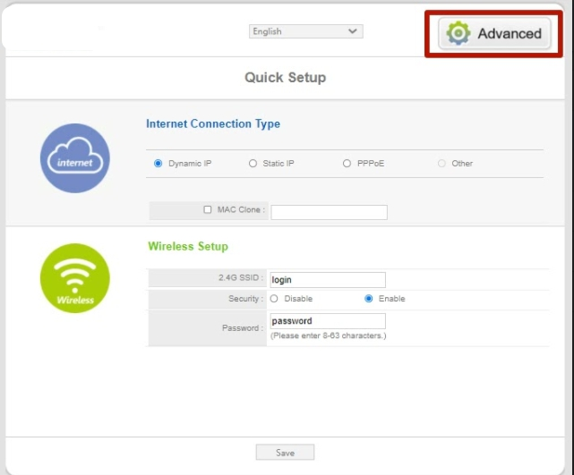 To create a guest network, go to your Wi-Fi settings.